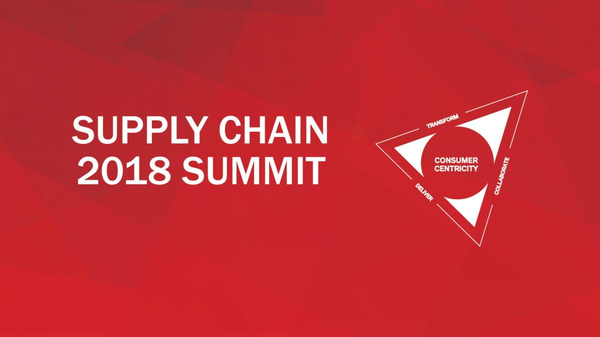 Shiseido Supply Chain Summit 2018