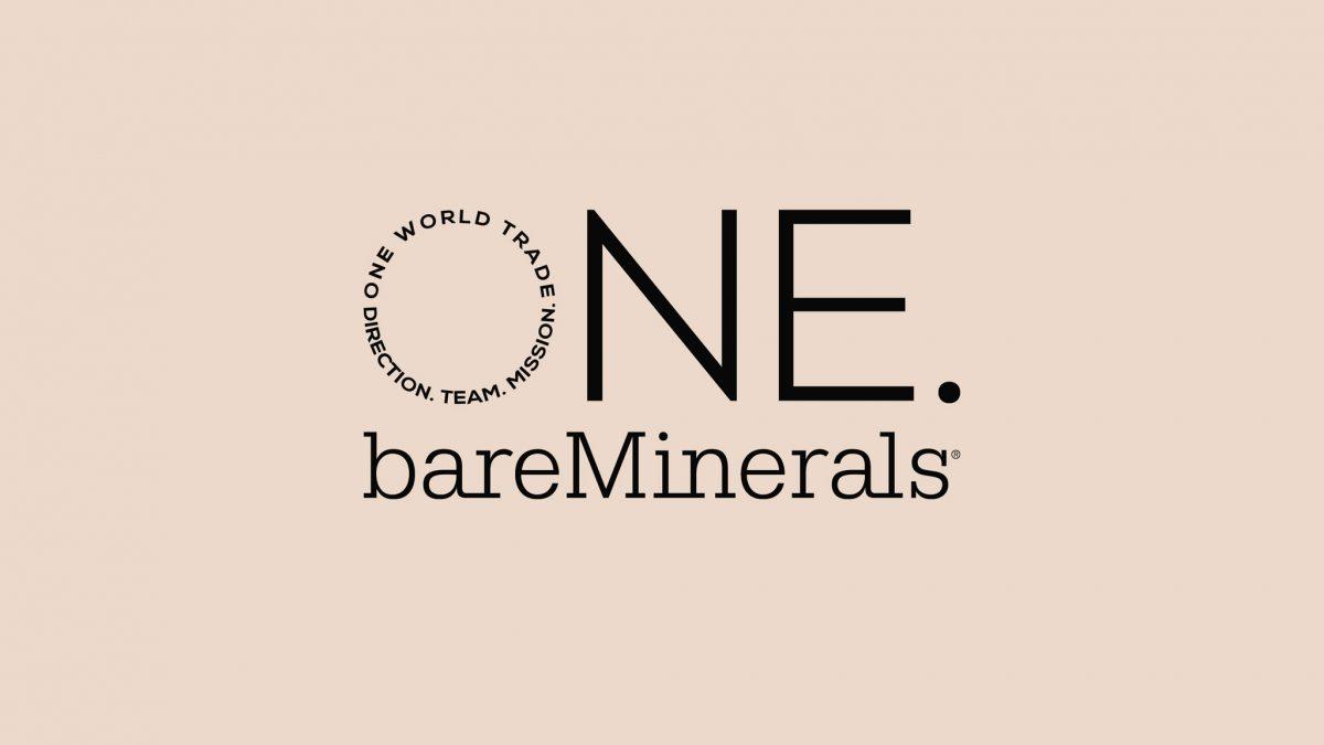 Bare Minerals - One Logo