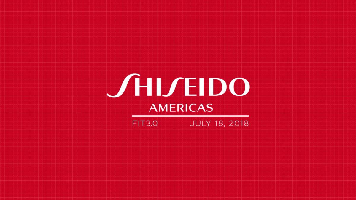 Shiseido Americas FIT3.0