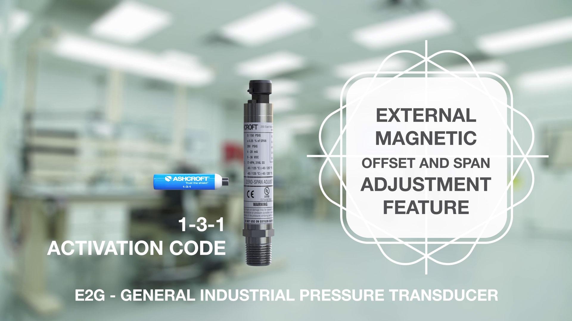 E2 Transducer Magnet Calibration