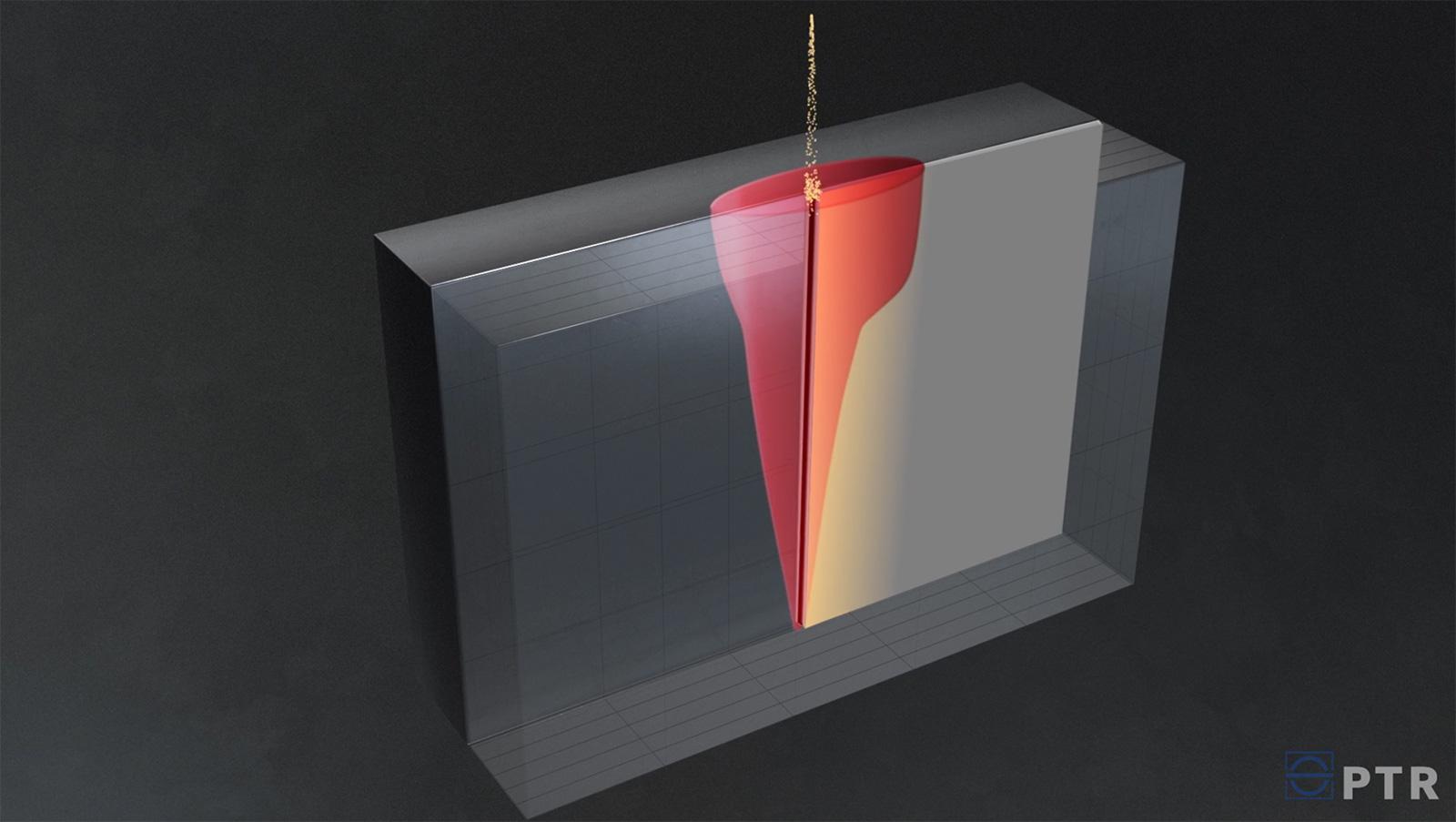 PTR Precision Technologies Electron Beam Welding