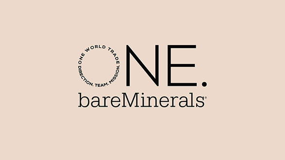 Bare Minerals - One Logo