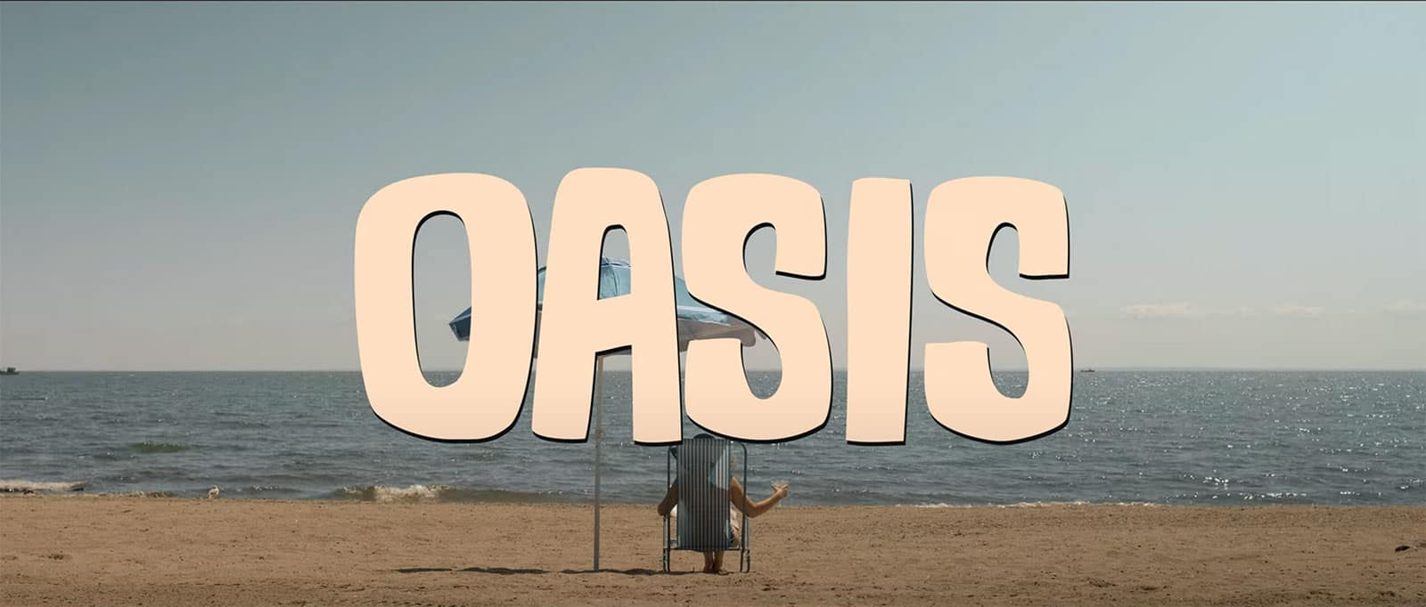 Liv Margaret - Oasis Music Video Opening Titles
